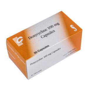 Doxycycline for malaria prevention